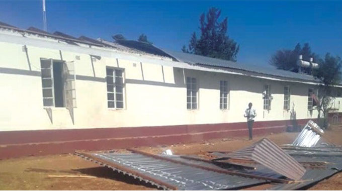 Cyrene High old boys rescue destroyed school